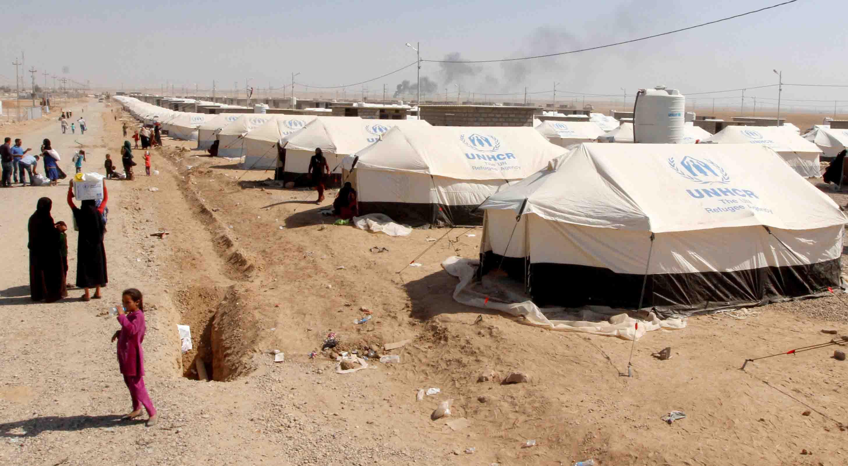 El gobierno iraquí se reunirá con algunos socios para hablar sobre el futuro de la zona afectada por los ataques entre el EI y el Ejército