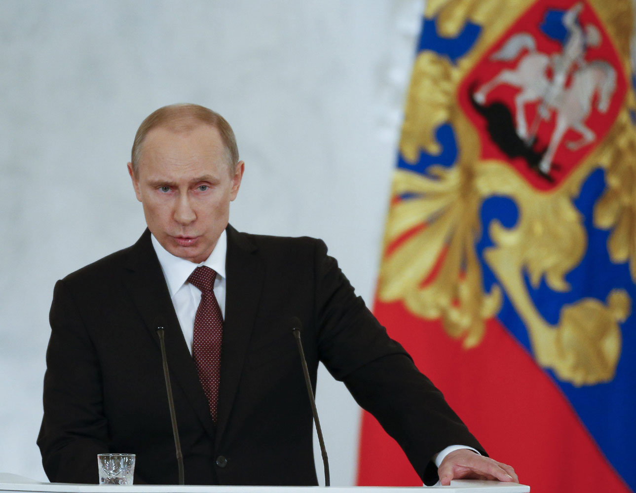 El mandatario ruso prometió apoyar al gobierno iraquí en su lucha contra el terrorismo, sobretodo contra el Estado Islámico