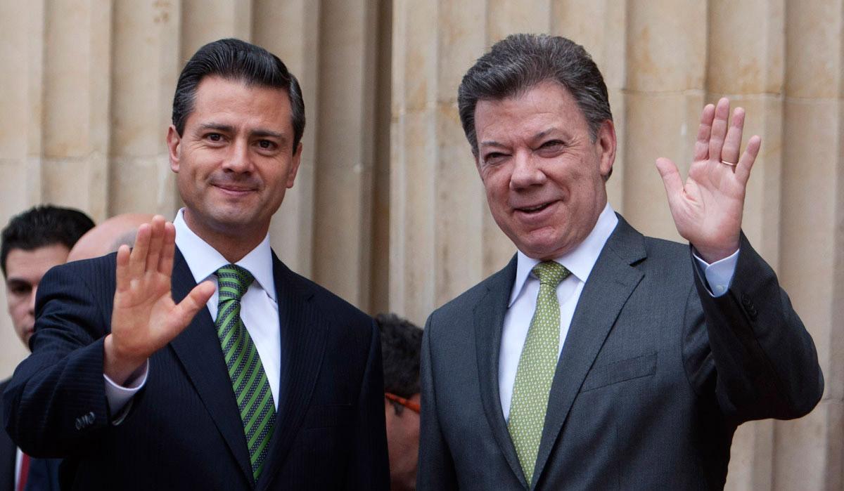 El mandatario mexicano asistirá al Congreso colombiano, a las Cortes y sostendrá un encuentro con el alcalde de la capital