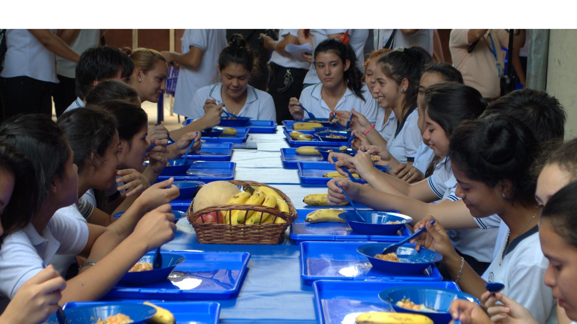 El país centroamericano aprobó la Ley de Alimentación Escolar para garantizar acceso comidas sanas y nutritivas