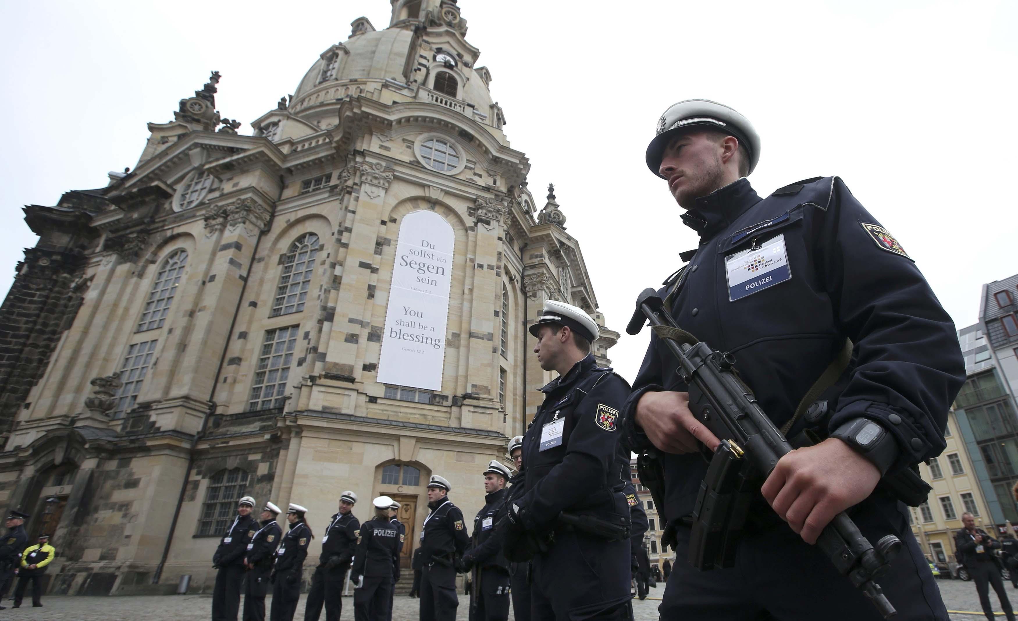 El hallazgo se realizó en el estado federado de Hesse al centro-oeste de Alemania