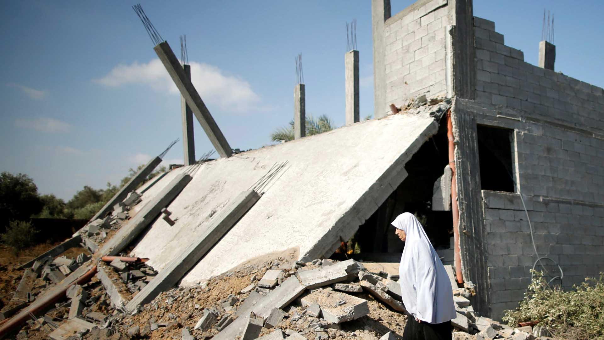 Las autoridades acusaron a soldados israelíes de ser los responsables