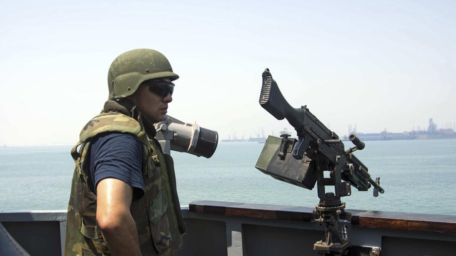 Después de dos ataques a un barco destructor estadounidense que se encuentra en el Mar Rojo, el Ejército del mismo respondió con firmeza