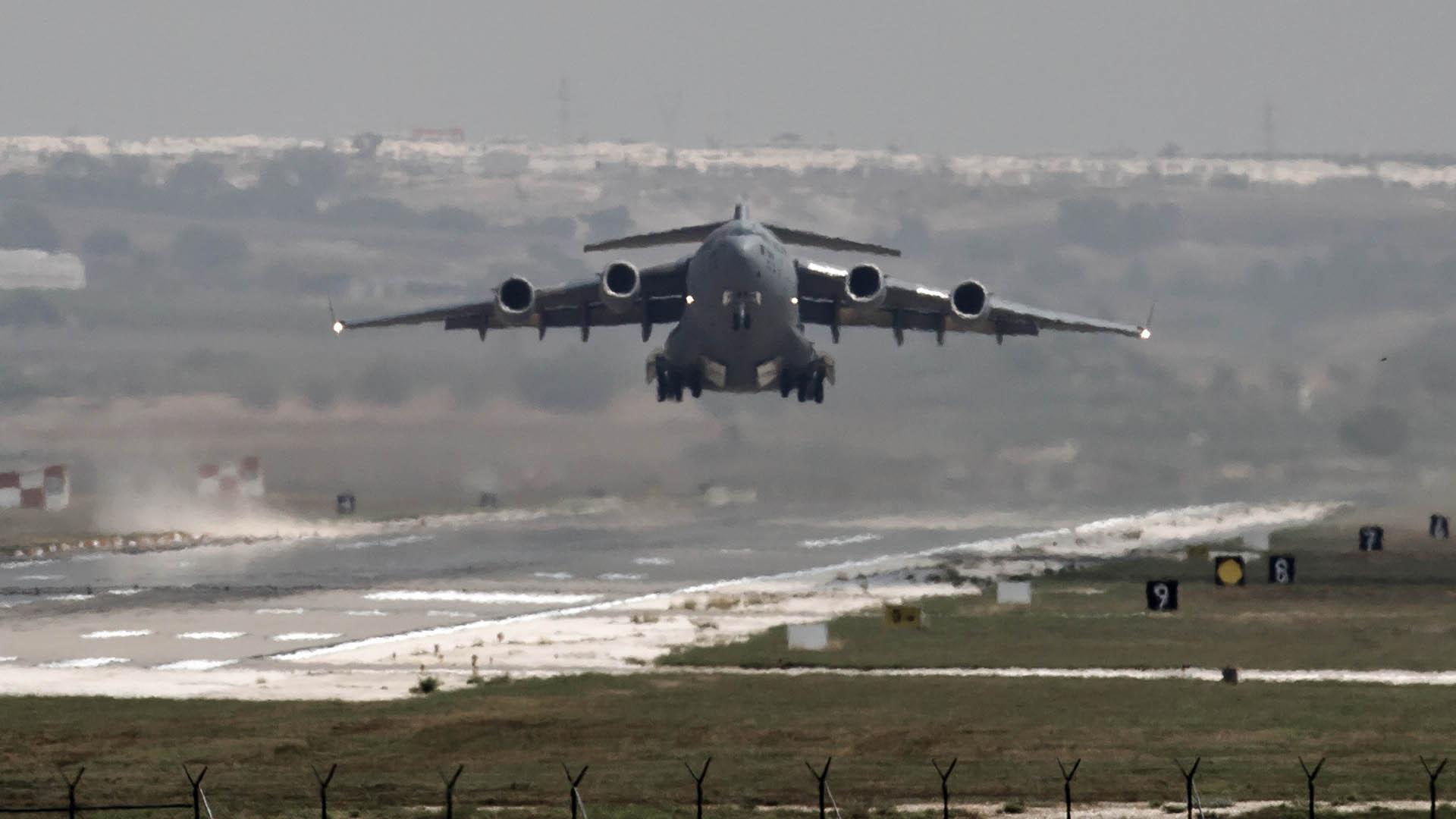 La Fuerza Aérea estadounidense probablemente mató a dos dirigentes de Al Qaeda mediante los ataques en contra del terrorismo