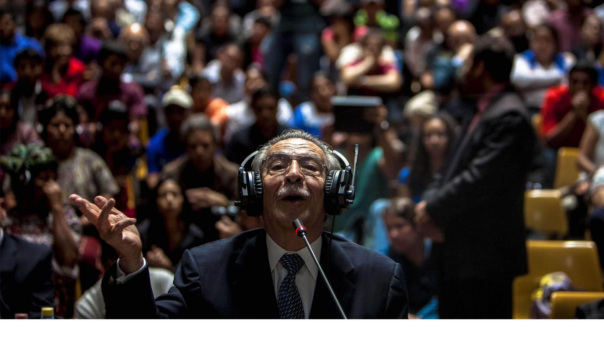 Efraín Ríos Montt, ex presidente de facto, podría escapar otra vez de un juicio acusatorio por matanzas