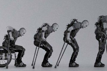 Este diseño es el primer uso conocido de un mecanismo paralelo a la articulación de la rodilla para imitar los músculos esqueléticos