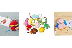 La empresa realizo una colección de 10 muñecos que serán vendidos y parte de las ganancias serán donados a la caridad