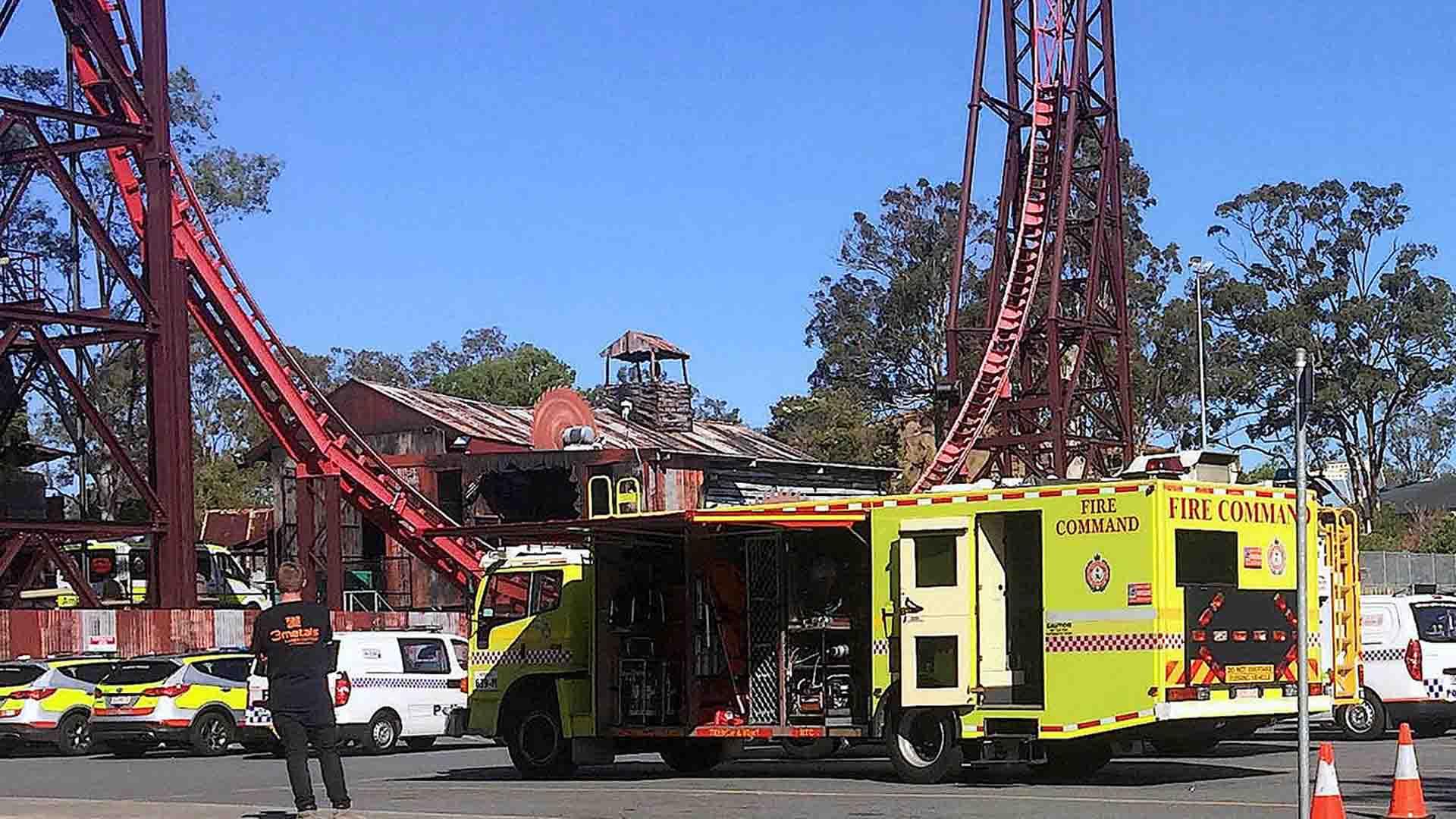El hecho en el que murieron cuatro ocurrió en una de las atracciones principales del parque temático Dreamworld