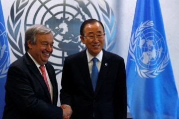 António Guterres fue confirmado como el sucesor de Ban Ki Moon y asumirá su cargo en enero