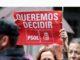 """Los socialistas expresaron que unas terceras elecciones serían """"algo gravemente dañino para la salud de la democracia"""""""