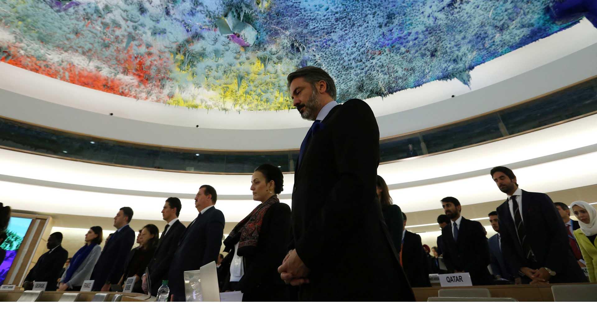 Miembros del Consejo de Derechos Humanos de a ONU exigen investigación por los crímenes de guerra cometidos en contra de los civiles al este de la ciudad siria