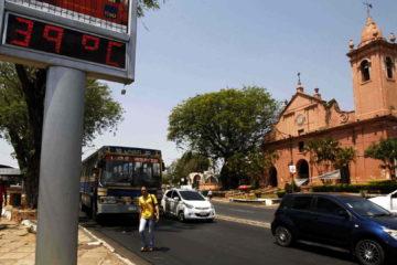 El deceso ocurrió en Asunción donde los médicos tratantes asociaron la muerte al aumento de las temperaturas