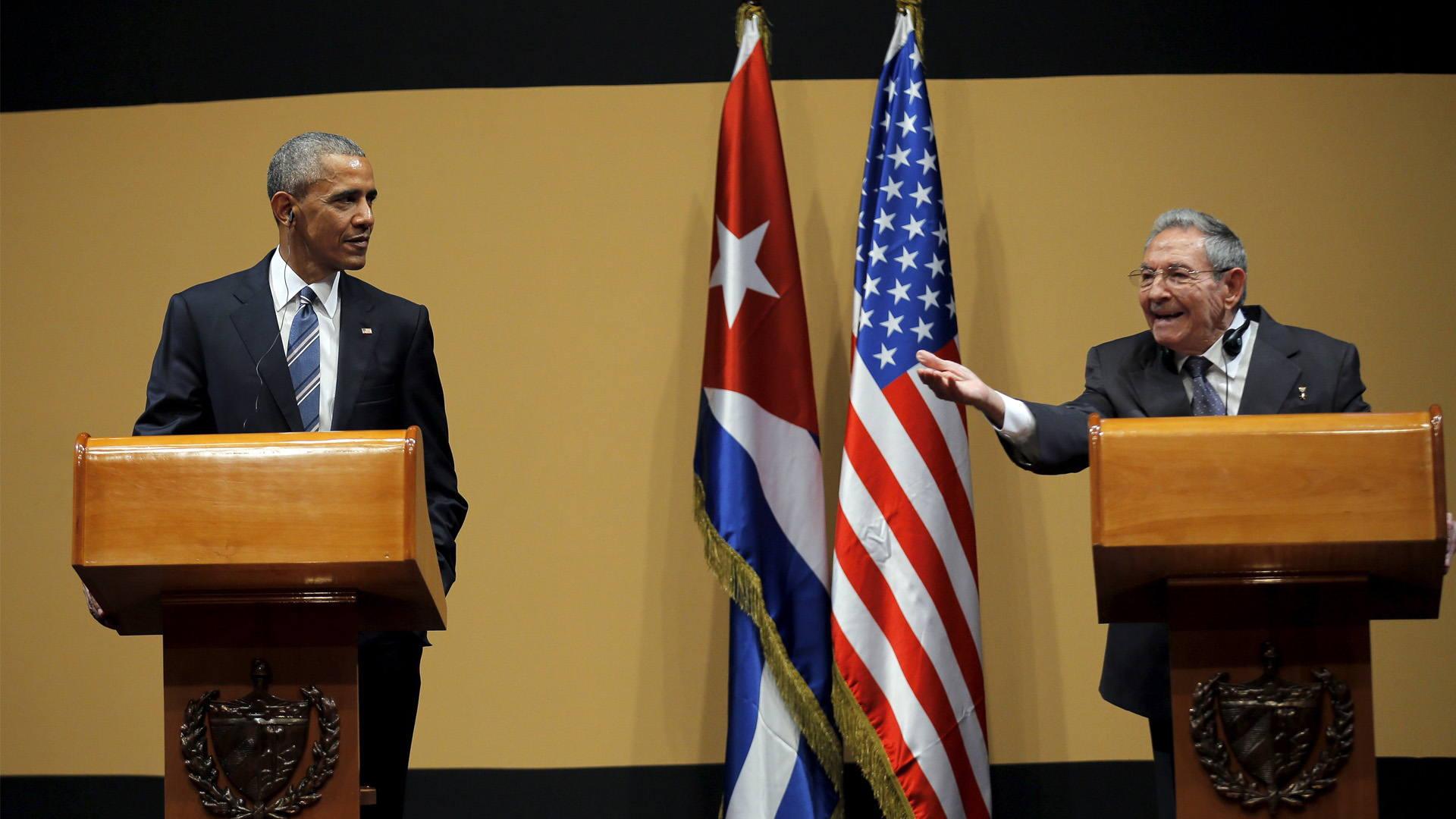 Ambas naciones discutirán este viernes sobre uno de los puntos más tensos de su acercamiento