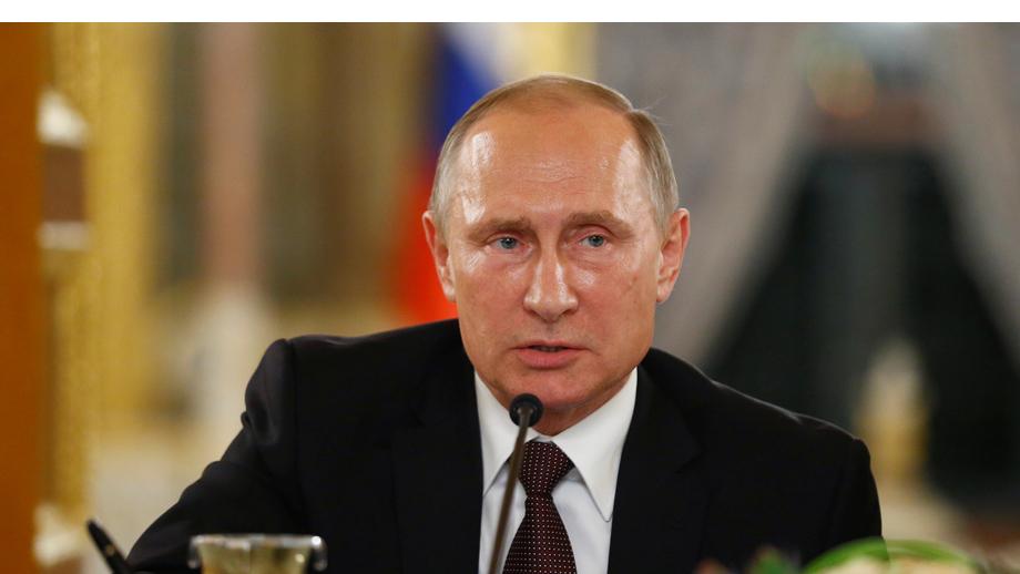 El presidente de Rusia tenía prevista una visita a París el próximo 19 de octubre para conversaciones del conflicto sirio con su homólogo francés