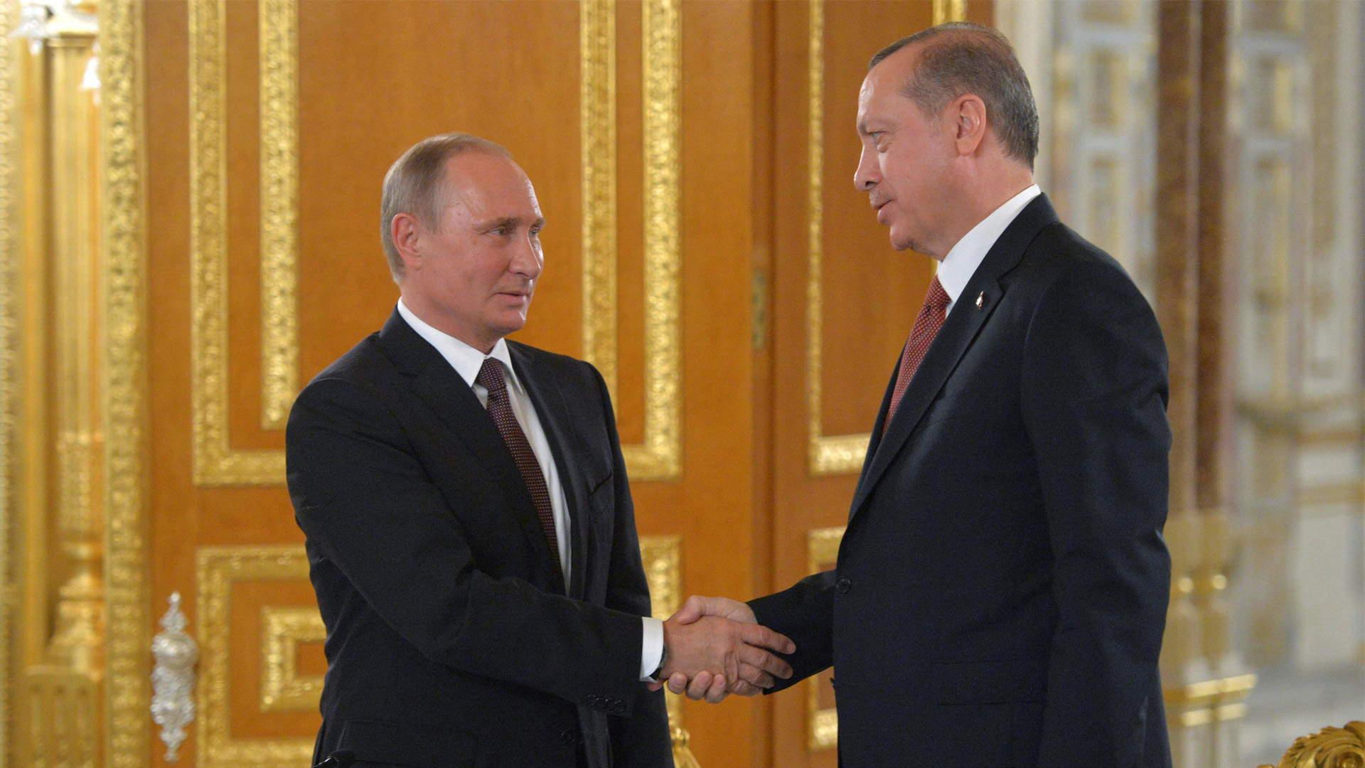Ambas naciones construirán un gasoducto que atraviese el Mar Negro