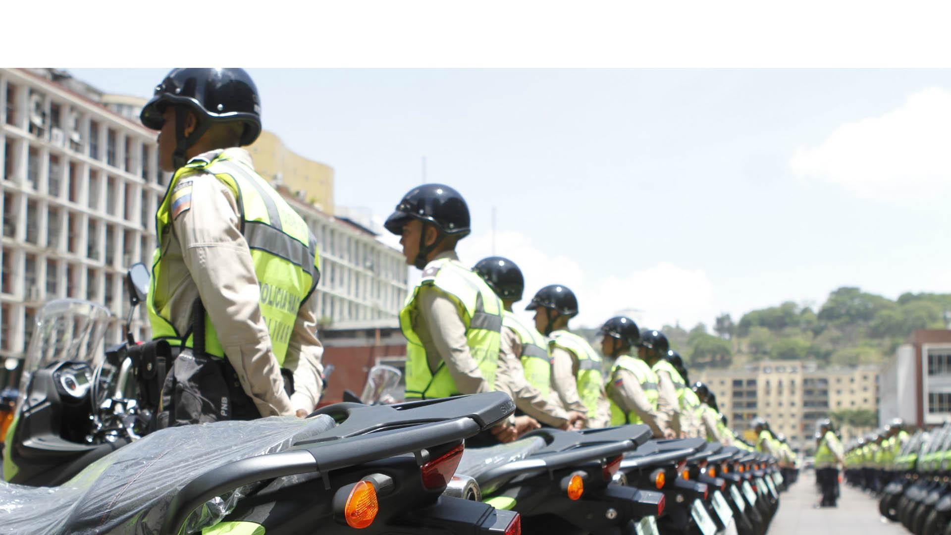 El director general del Cicpc, Douglas Rico, explicó que se trata de un despliegue de seguridad especial