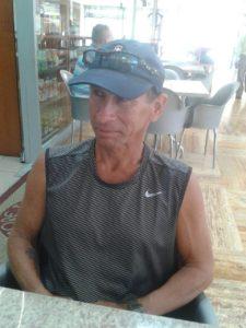 Edgar Romero, entrenador de natación y deportista