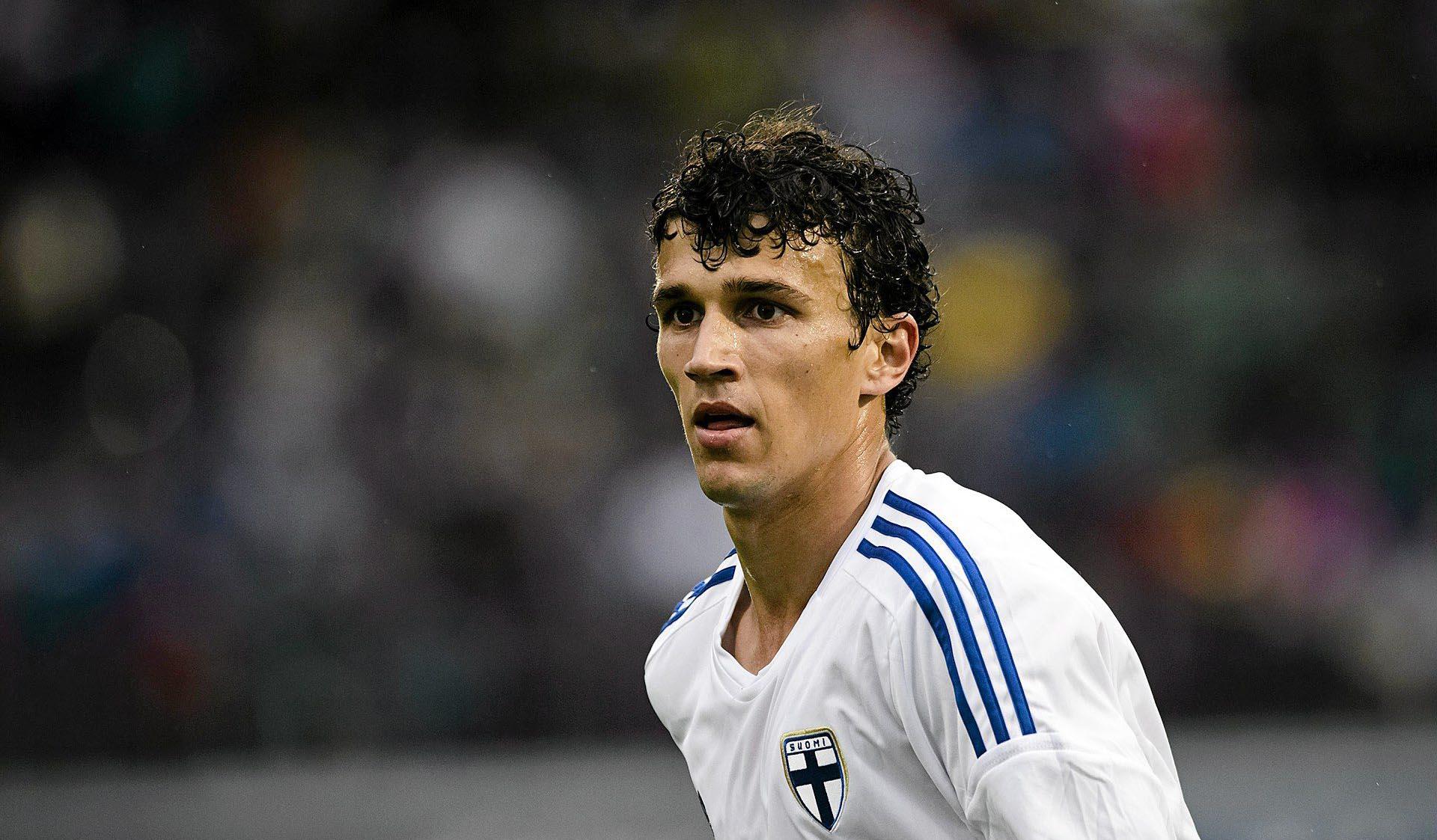 El jugador finlandés fue sancionado con 30 días aunque se desconoce el motivo de la suspensión