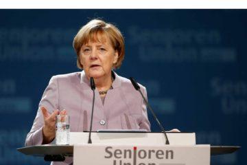 La canciller alemana destacó que mejorar el desarrollo económico de la región disminuirá la migración a Europa
