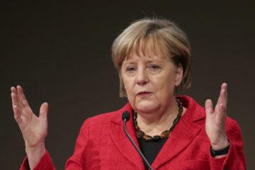 La canciller alemana apelo a las influencias que tiene Rusia sobre Bashar al Assad para acabar con los ataques
