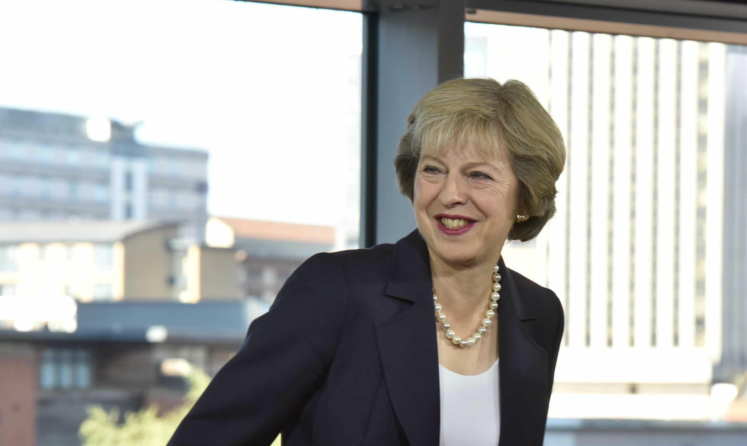 La primera ministra anunció que Gran Ley de Derogación comenzará a finales de marzo del 2017