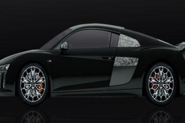 La empresa automovilística puso en venta el R8 Star of Lucis