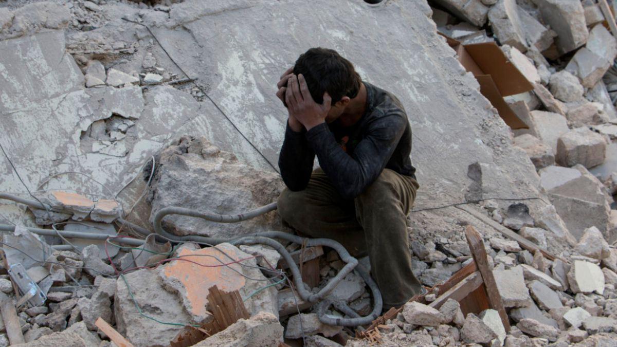 Incluidos 18 niños han muerto en solo una semana de ataques