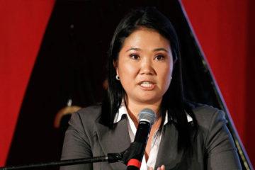 La líder del partido opositor, Fuerza Popular, destacó que aún no ha podido apreciar los cambios políticos en el país