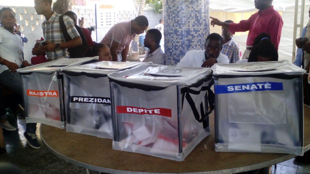 Las elecciones han sido retrasadas en cuatro ocasiones