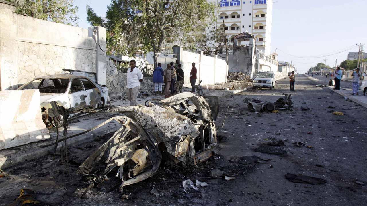 El hecho se suscitó en las inmediaciones de un control de seguridad en Mogadiscio, capital de Somalia