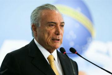 """El actual presidente de Brasil indicó que durante el gobierno de Dilma hubo """"déficit de verdad"""""""