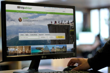 La página web también avisa los lugares donde ha habido discriminación o riesgo sanitario