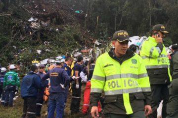 Funcionarios de la aeronáutica civil han avanzado en el trabajo de rescate de las víctimas y que desconocen la causa de siniestro