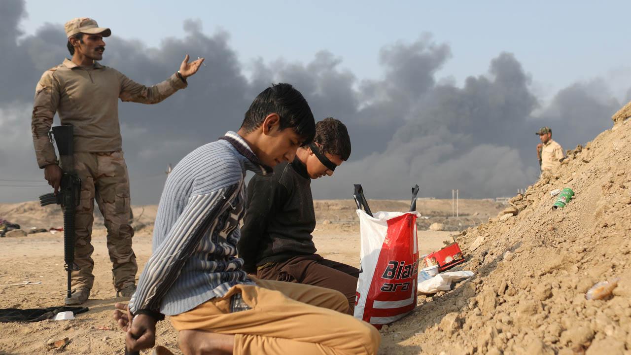 La oficina de Derechos Humanos de la ONU aseguró que los secuestros se llevaron a cabo durante la ofensiva en Mosul