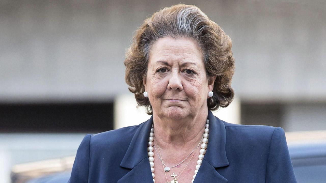 Rita Barberá, senadora y ex dirigente del Partido Popular, declarará debido a su supuesta vinculación con un crimen de blanqueo