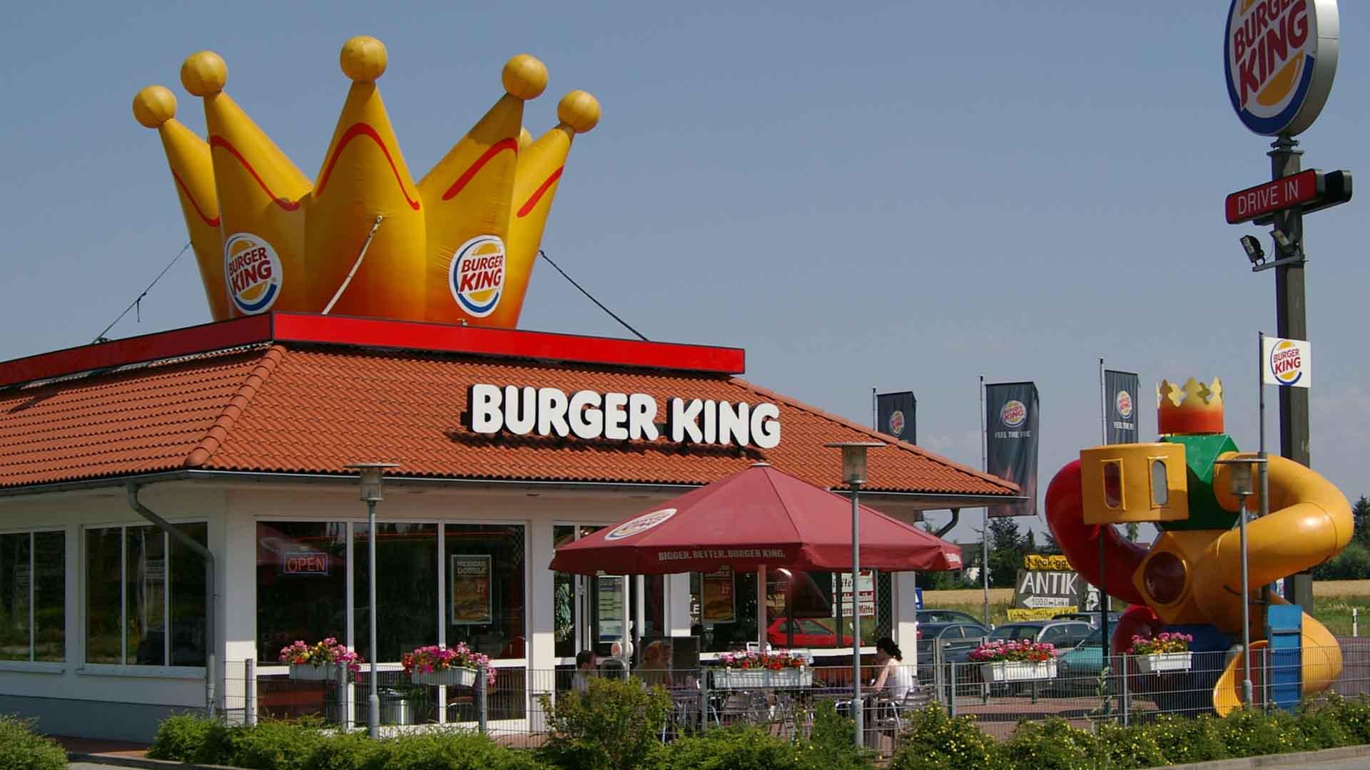 La compañía de comida rápida presentó en Rusia una hamburguesa sin salsa mexicana