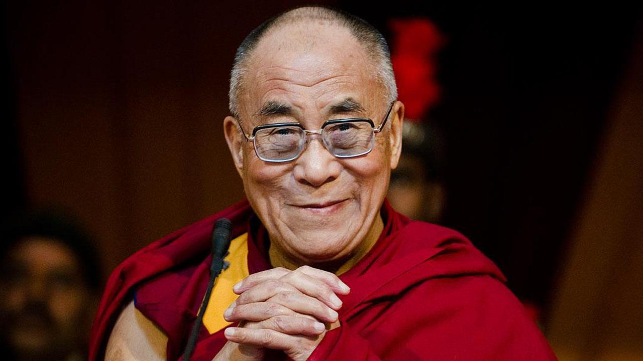 El líder tibetano asegura que haya paz en nuestro país