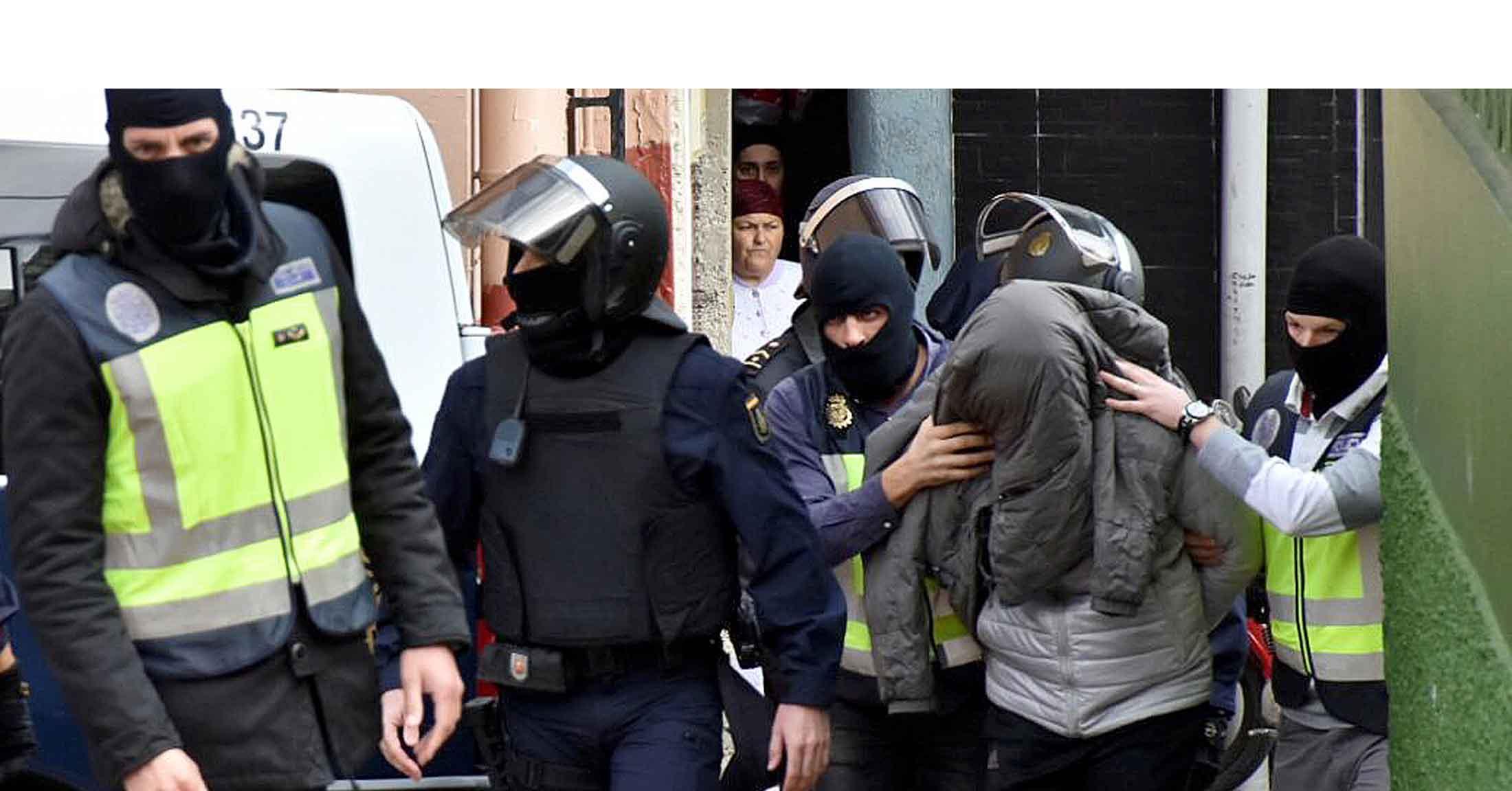 Los sujetos de nacionalidad marroquí se encargaban de reclutar personas y hacer propagandas en nombre del Estado Islámico
