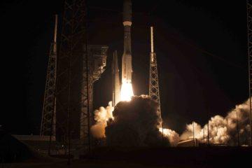 Desde Florida partió este sábado el satélite GOES-R con la finalidad de registrar huracanes y nevadas severas