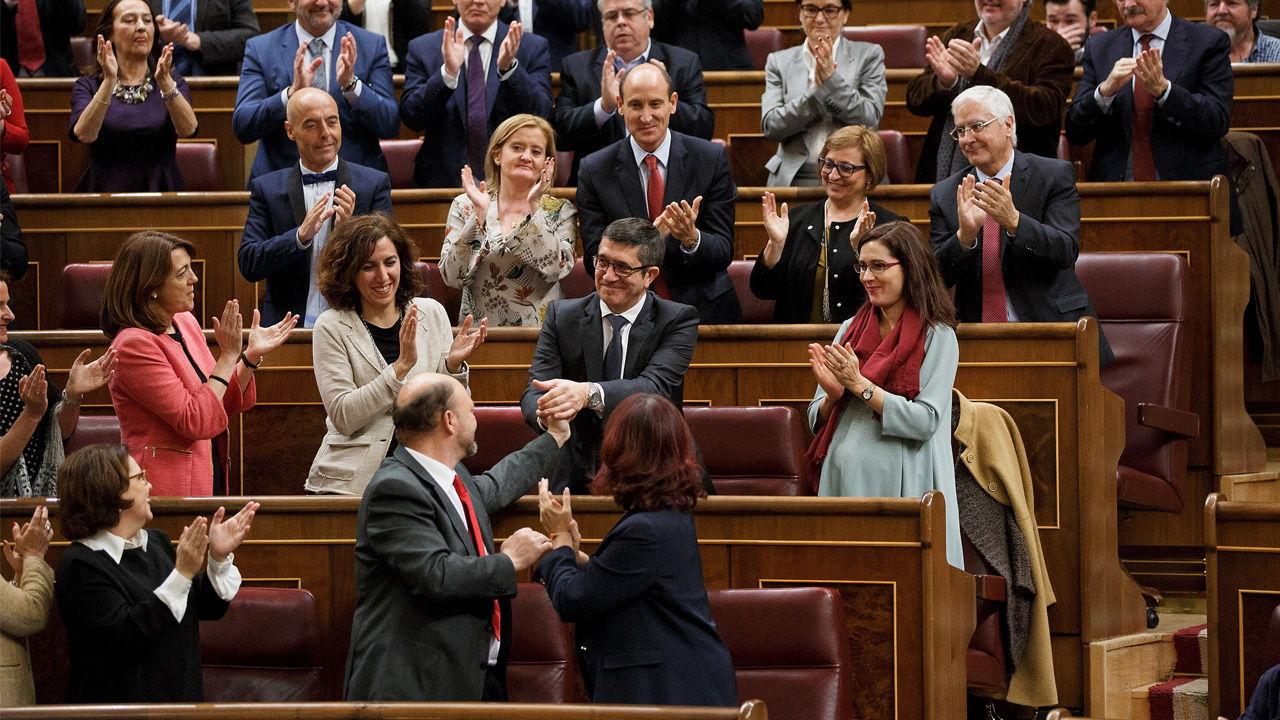 Una nueva ley entre el Partido Polular y el PSOE permitirá reforzar las antiguas legislaciones