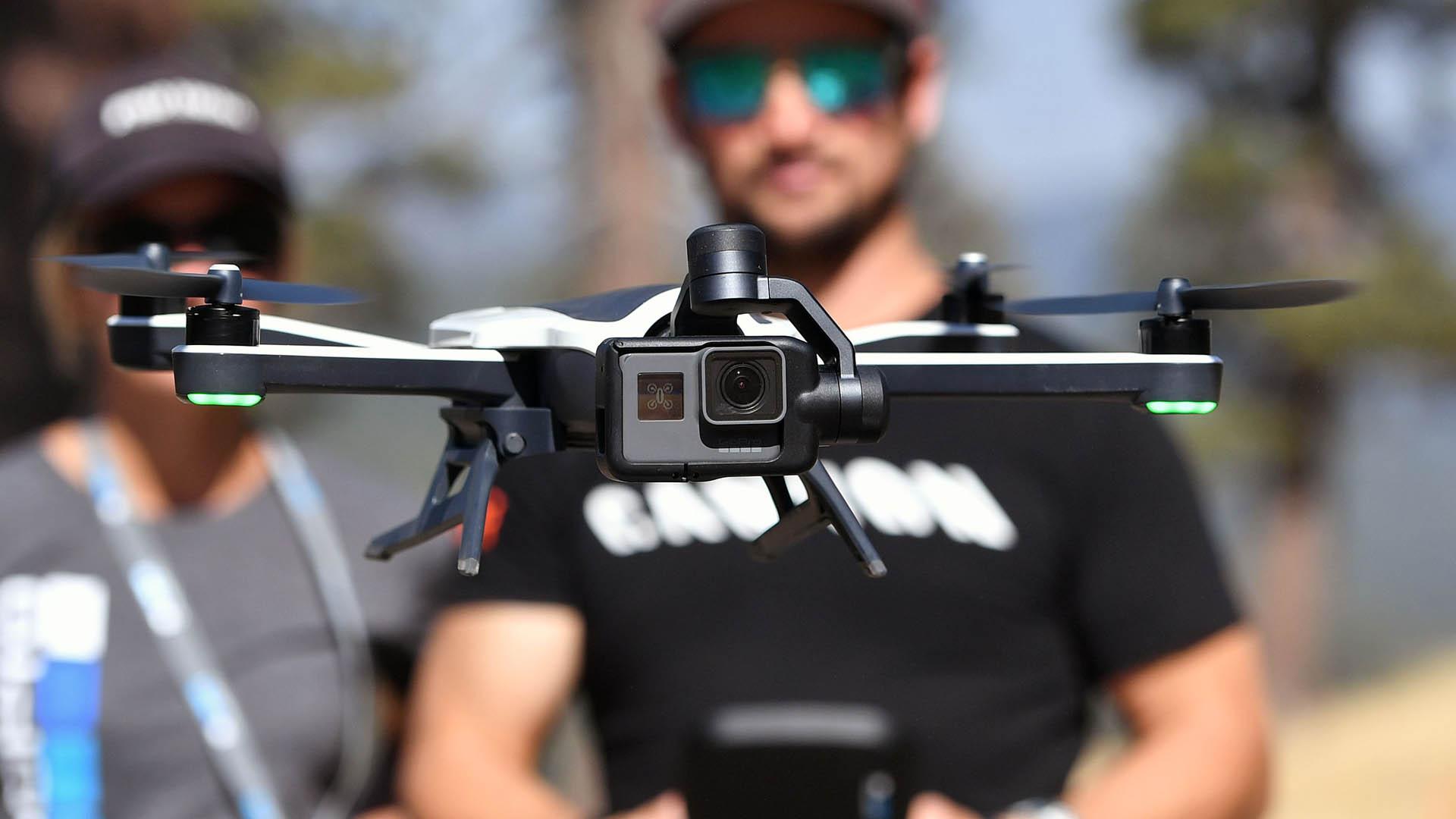 La empresa informó que retirará del mercado su drone Karma porque el motor se detiene durante el vuelo