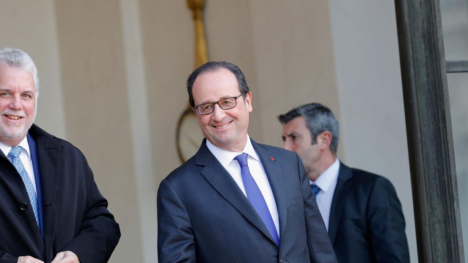 El próximo 10 de diciembre el mandatario francés dará su respuesta si aspirará a un segundo mandato