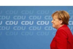 La canciller alemana repetirá candidatura para los comicios federales del próximo año por cuarta vez consecutiva