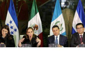 Representantes de México, Guatemala, El Salvador y Honduras ofrecieron protección a sus migrantes residenciados en Estados Unidos