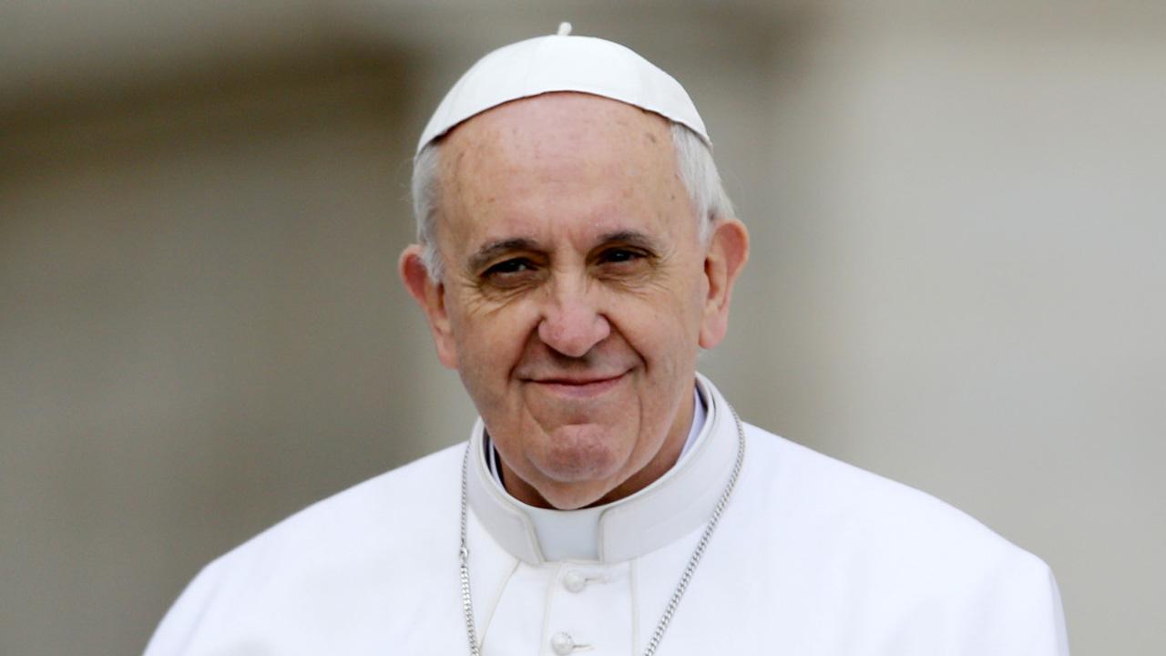 El sumo pontífice espera que ambas partes mejores