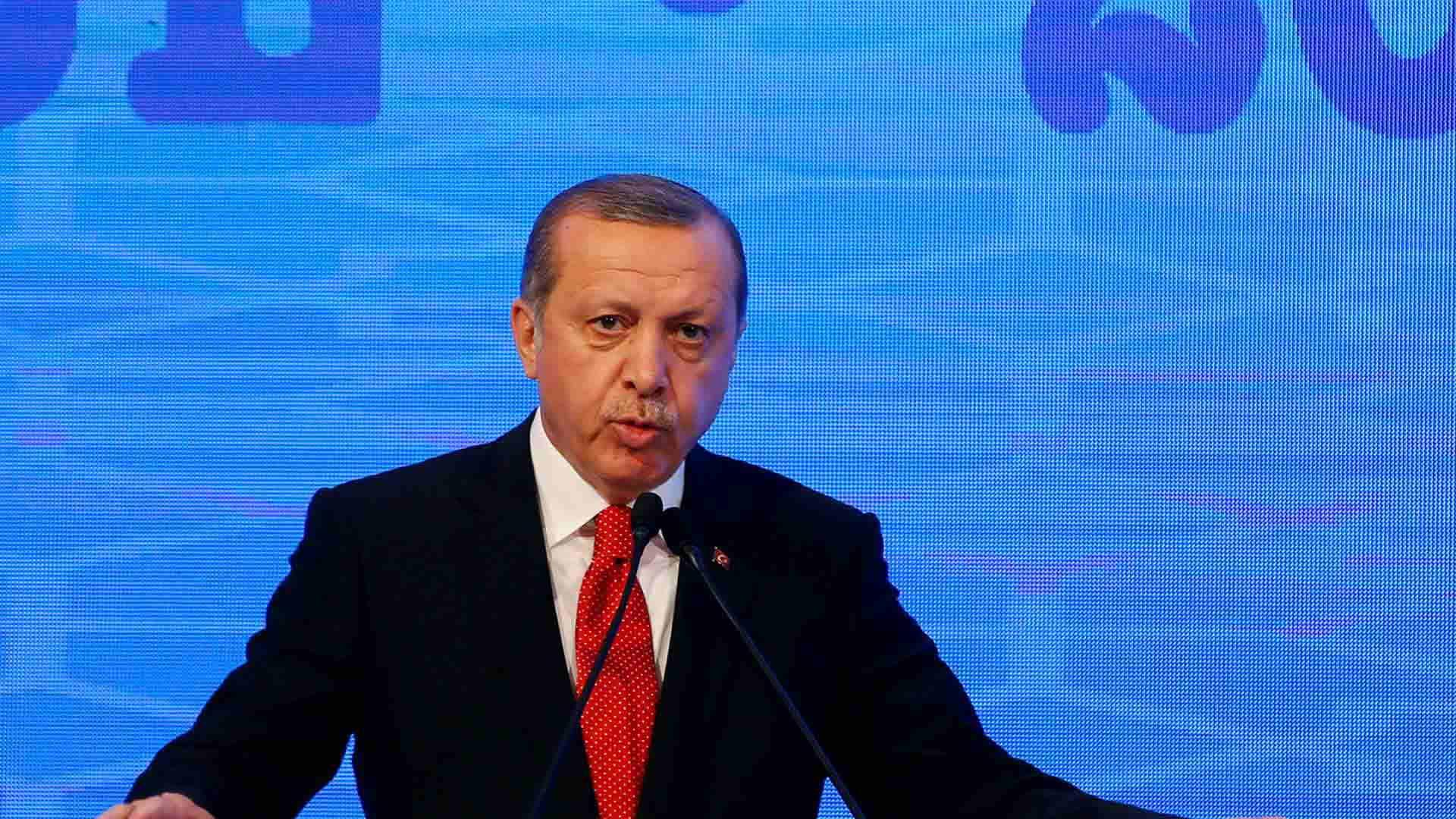 El presidente Erdogan expresó que tanto Estados Unidos como Europa deben respetar el resultado de las elecciones