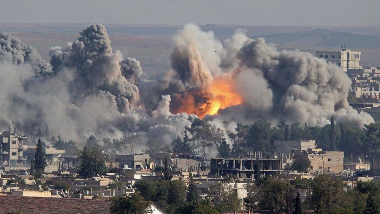 Estados Unidos utilizó drones para atacar posibles escondites yihadistas