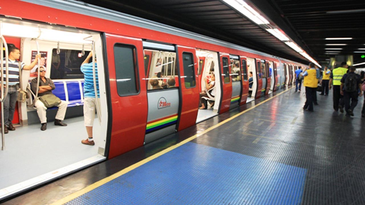 Se instalarán puestos de atención y orientación en el Metro de Caracas