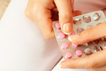 Las píldoras, parches y anillos vaginales afectan más a las adolescentes