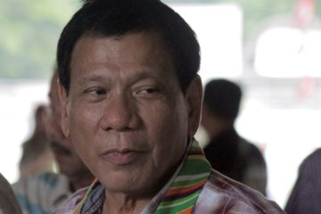 Duterte quiere la economía mundial